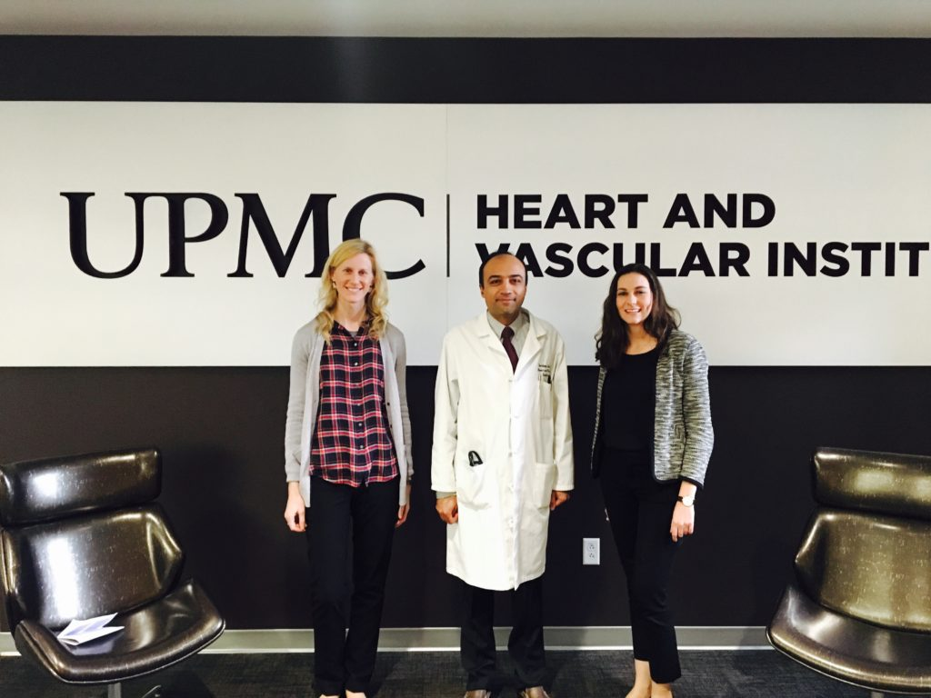 ADAPTABLE Team at UPMC